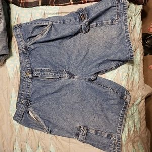 Men's cargo shorts size 42